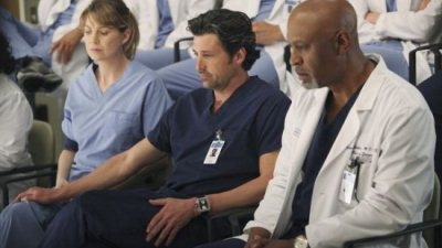 Grey's Anatomy - Disarm - Season 7 Episode 11
