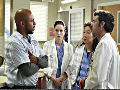 Grey's Anatomy - Physical Attraction... Chemical Reaction - Season 4 Episode 7