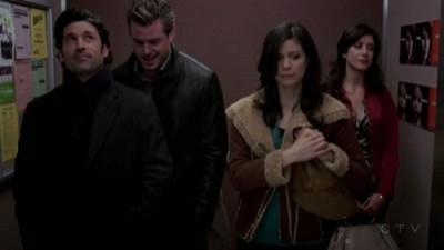 Grey's Anatomy - Piece of My Heart - Season 4 Episode 13