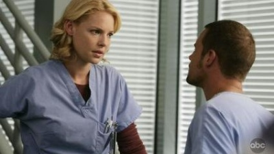 Grey's Anatomy - Losing My Mind - Season 4 Episode 15