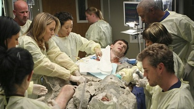 Grey's Anatomy - Freedom (1) - Season 4 Episode 16