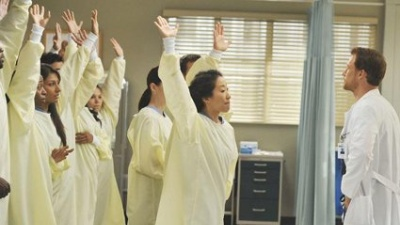 Grey's Anatomy - Life During Wartime - Season 5 Episode 6