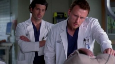Grey's Anatomy - These Ties That Bind - Season 5 Episode 8