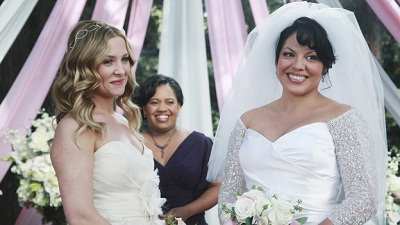 Grey's Anatomy - White Wedding - Season 7 Episode 20