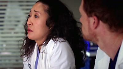 Grey's Anatomy - All By Myself - Season 5 Episode 10