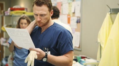 Grey's Anatomy - Wish You Were Here - Season 5 Episode 11