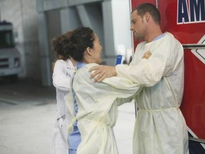 Grey's Anatomy - Free Falling - Season 8 Episode 1