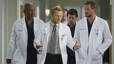 Grey's Anatomy - What is it About Men? - Season 8 Episode 4