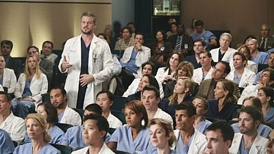 Grey's Anatomy - Love, Loss and Legacy - Season 8 Episode 5