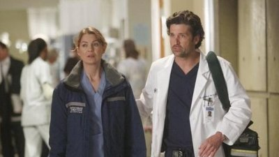 Grey's Anatomy - Dark Was the Night - Season 8 Episode 9