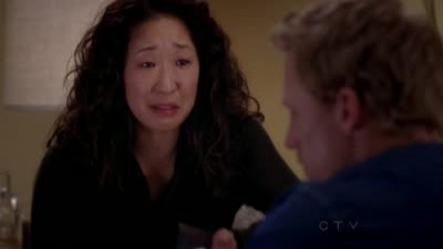 Grey's Anatomy - Have You Seen Me Lately? - Season 8 Episode 15