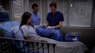 Grey's Anatomy - Migration - Season 8 Episode 23
