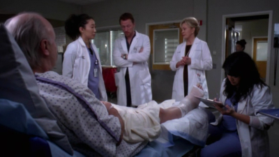 Grey's Anatomy - An Honest Mistake - Season 5 Episode 16