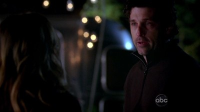 Grey's Anatomy - I Will Follow You Into the Dark - Season 5 Episode 17