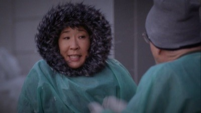Grey's Anatomy - Going Going Gone - Season 9 Episode 1