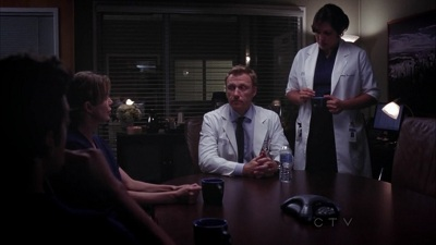 Grey's Anatomy - Love the One You're With - Season 9 Episode 3