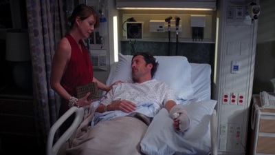 Grey's Anatomy - Run, Baby, Run - Season 9 Episode 9