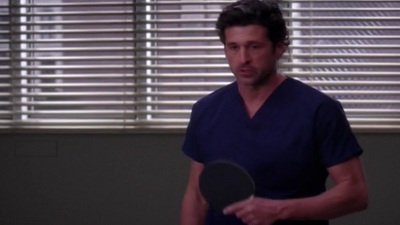 Grey's Anatomy - The End is the Beginning is the End - Season 9 Episode 11