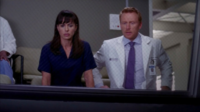Grey's Anatomy - Walking on a Dream - Season 9 Episode 12
