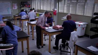 Grey's Anatomy - Bad Blood - Season 9 Episode 13