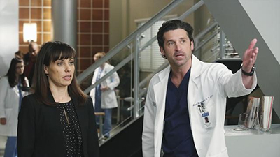 Grey's Anatomy - Hard Bargain - Season 9 Episode 15