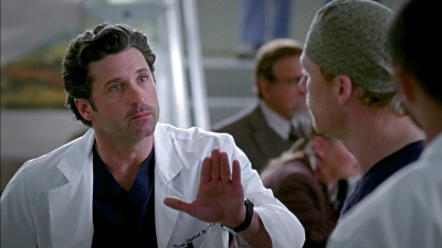 Grey's Anatomy - Transplant Wasteland - Season 9 Episode 17
