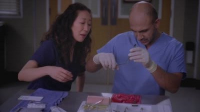 Grey's Anatomy - She's Killing Me - Season 9 Episode 20