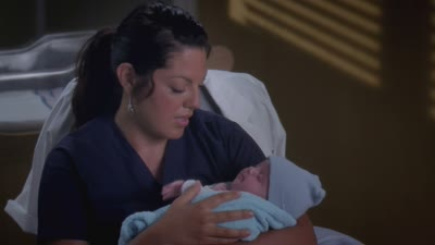 Grey's Anatomy - Seal Our Fate - Season 10 Episode 1