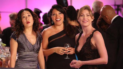 Grey's Anatomy - Puttin' on the Ritz - Season 10 Episode 4