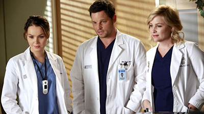 Grey's Anatomy - Throwing it All Away - Season 10 Episode 15