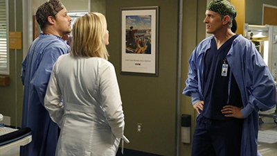 Grey's Anatomy - You Be Illin' - Season 10 Episode 18