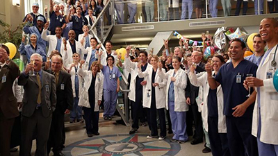 Grey's Anatomy - I'm Winning - Season 10 Episode 19