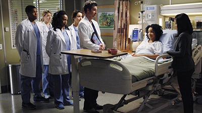 Grey's Anatomy - Go It Alone - Season 10 Episode 20