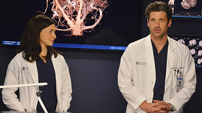 Grey's Anatomy - We Are Never Ever Getting Back Together - Season 10 Episode 22