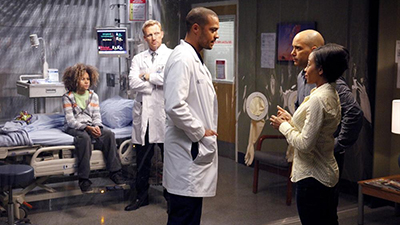 Grey's Anatomy - Everything I Try to Do, Nothing Seems to Turn Out Right - Season 10 Episode 23