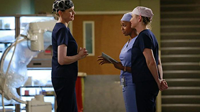 Grey's Anatomy - Risk - Season 11 Episode 8