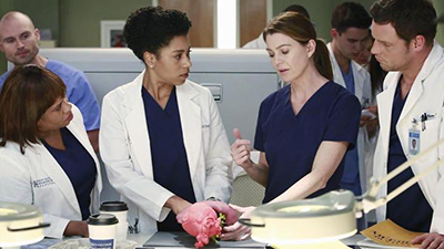 Grey's Anatomy - The Bed's Too Big Without You - Season 11 Episode 10