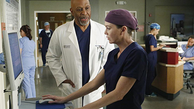 Grey's Anatomy - All I Could Do Was Cry - Season 11 Episode 11