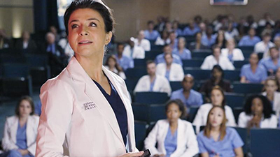 Grey's Anatomy - Staring at the End - Season 11 Episode 13