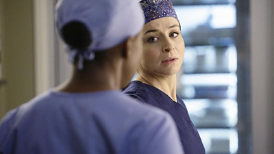 Grey's Anatomy - The Distance - Season 11 Episode 14