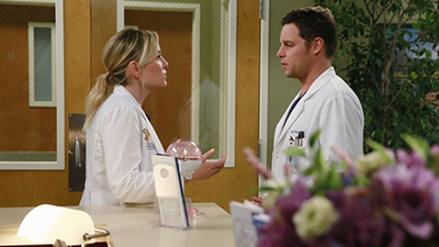 Grey's Anatomy - One Flight Down - Season 11 Episode 20