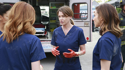 Grey's Anatomy - Time Stops - Season 11 Episode 23