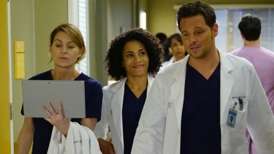 Grey's Anatomy - I Am Not Waiting Anymore - Season 12 Episode 15