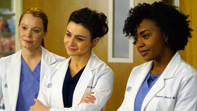 Grey's Anatomy - I Wear the Face - Season 12 Episode 17