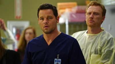 Grey's Anatomy - Trigger Happy - Season 12 Episode 20