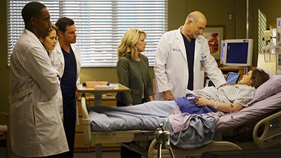 Grey's Anatomy - Mama Tried - Season 12 Episode 22