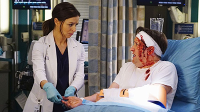 Grey's Anatomy - I Ain't No Miracle Worker - Season 13 Episode 3