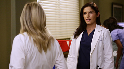 Grey's Anatomy - Jukebox Hero - Season 13 Episode 11