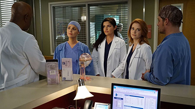 Grey's Anatomy - Back Where You Belong - Season 13 Episode 14