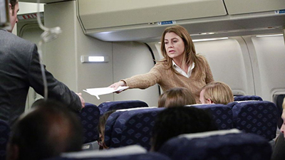 Grey's Anatomy - In the Air Tonight - Season 13 Episode 20